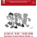 Einladung zum 5. Franziskanerlauf